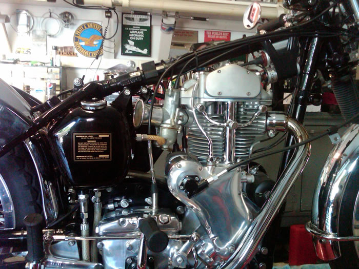 67 velocette clubman 7